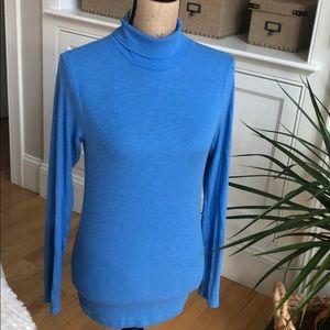 Aerie Real Soft long sleeve turtleneck tishirt